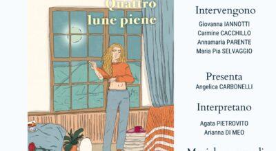 "Giovanna Iannotti ""Quattro lune piene"""